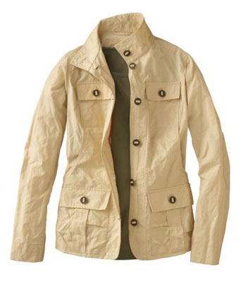 Safarijacket