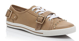 Carvela Kurt Geiger Limber Leather Trainers