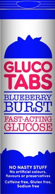 Gluco Blueberry Burst