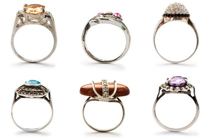 Different Types Of Engagement U0026 Wedding Rings ...