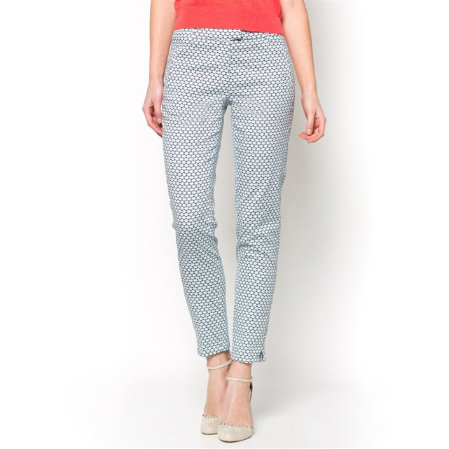 La Redoute printed trousers