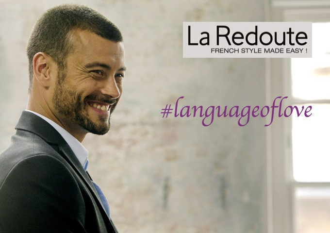 La Redoute Language of Love