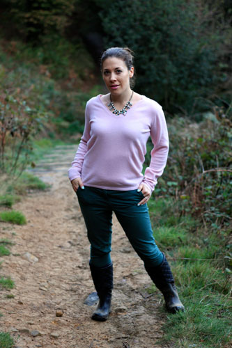 La Redoute Knitwear French Style AW14