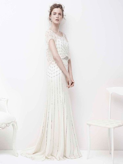 Jenny Packham at The Bride