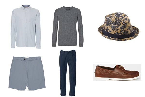 Capsule Holiday Wardrobe for Men