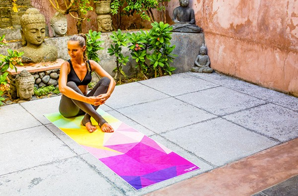 576ce1eee4e98 Colourful yoga mats from Yoga Design Lab