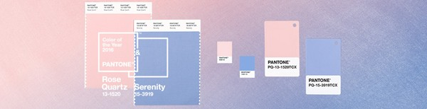 Pantone Colour of the Year 2016