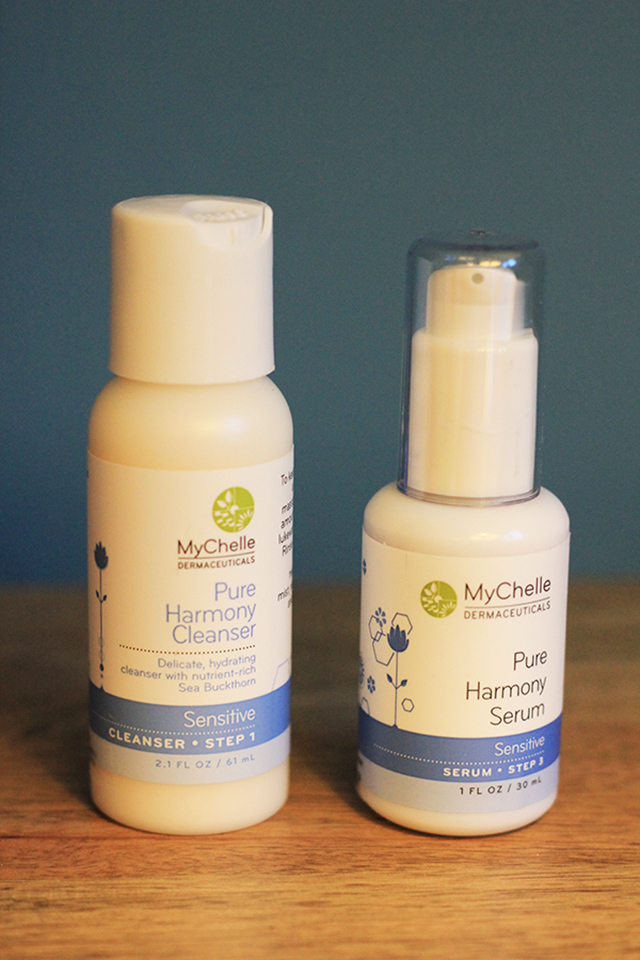 MyChelle Sensitive Skin Products