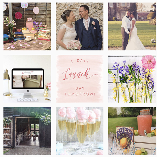 Your Wedding, Your Way Instagram Feed