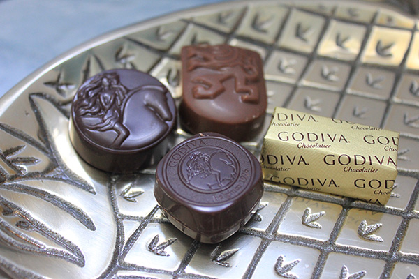 Godiva 90th Anniversary multi-sensory chocolate experience